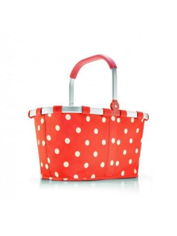 carrybag carrot dots