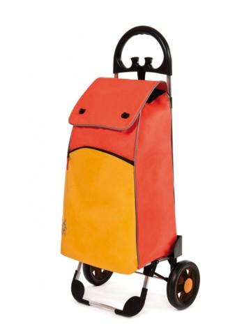 wózek na zakupy bolzano pomarańczowy