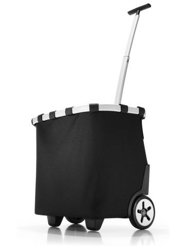 wózek na zakupy Reisenthel black