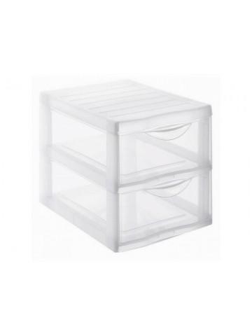 organizer z szufladami
