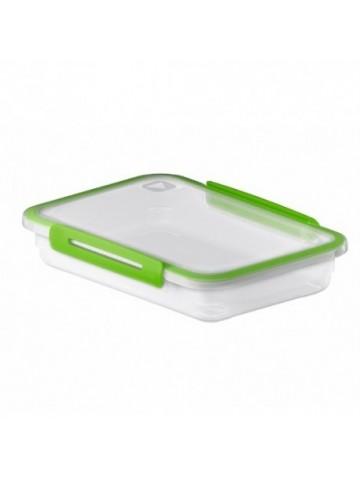 pudełko na zatrzaski na żywnośc