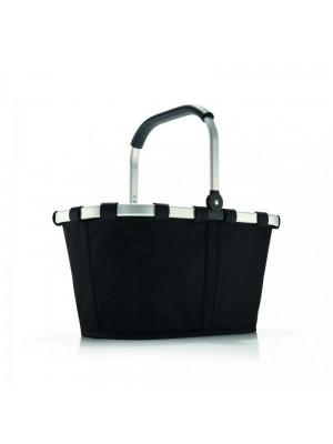 Koszyk na zakupy carrybag black