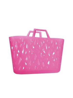 koszyk nestbasket neon pink
