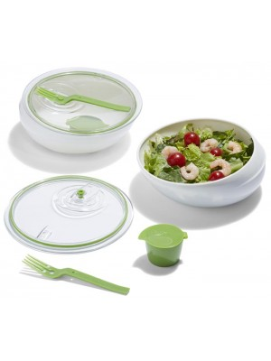 Luch box LUNCH BOWL limonka