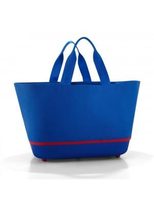 Koszyk na zakupy royal blue