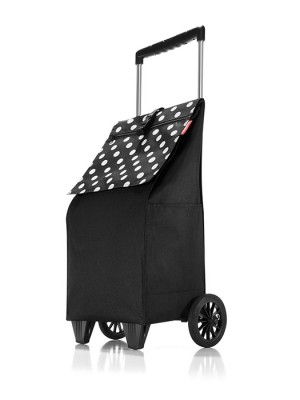 trolley black dots