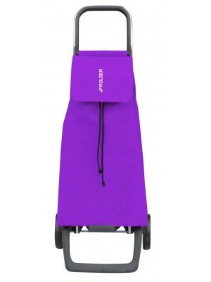 Wózek na zakupy Rolser RD6 Saquet LN Malva