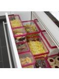 zestaw pojemników kuchennych