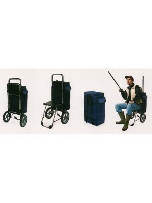 Wózek na zakupy i plażę Picnic