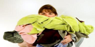 Magia suszarki do prania