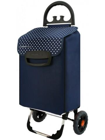 Wózek na zakupy Milano (Niebieski)