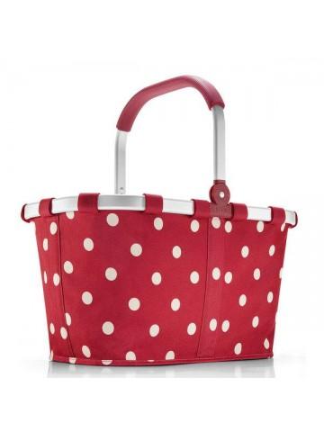 Koszyk na zakupy carrybag rubby dots