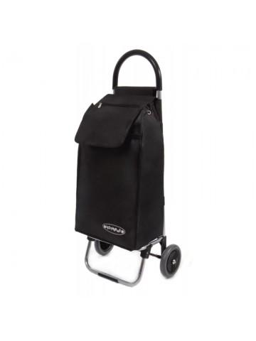 wózek czarny