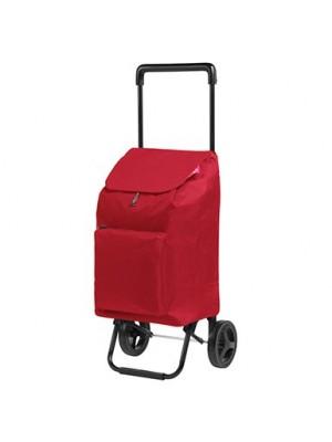 Wózek na zakupy GIMI ARGO NEW (Czerwony)