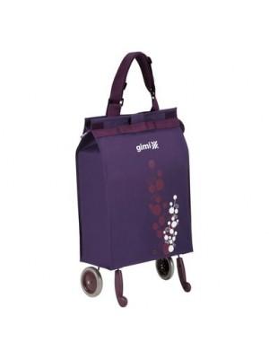 Wózek na zakupy GIMI BELLA NEW (Fioletowy)
