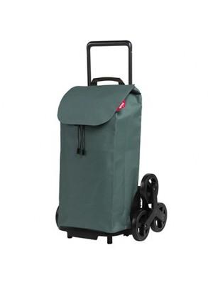Wózek na zakupy GIMI TRIS NEW (Zielony)