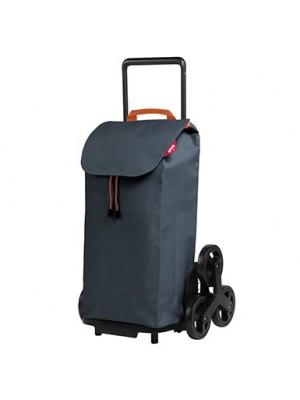 Wózek na zakupy GIMI TRIS NEW (Szary)
