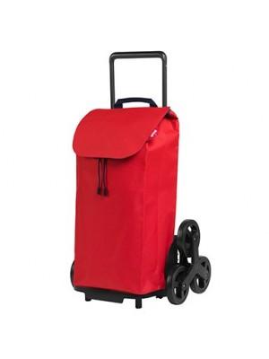 Wózek na zakupy GIMI TRIS NEW (Czerwony)
