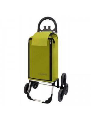 Wózek na zakupy AMALFI (Jasnozielony)
