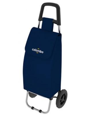 Wózek na zakupy Colombo ROLLY (Niebieski)
