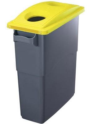kosz do segregacji plastiku