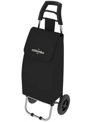 Wózek na zakupy Colombo ROLLY (Czarny)