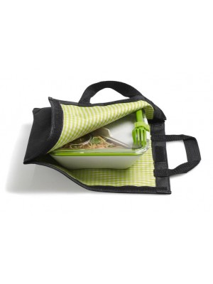 BB-Torba na lunch box, czarna