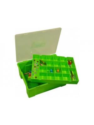 Pudełko ORGANISER BOX 5.02 38 cm 19_komór