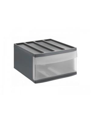Modułowy pojemnik z szufladą L
