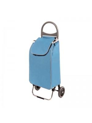 Wózek na zakupy Portofino (Niebieski)