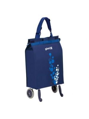 Wózek na zakupy GIMI BELLA NEW (Niebieski)