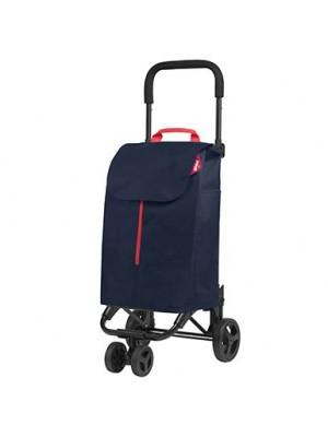Wózek na zakupy GIMI TWIN NEW (Niebieski)