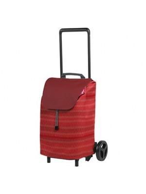 Wózek na zakupy GIMI EASY NEW (Czerwony)