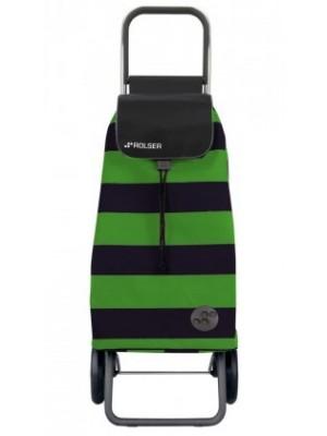 Rolser LOGIC RG Pack Lido Verde/Negro