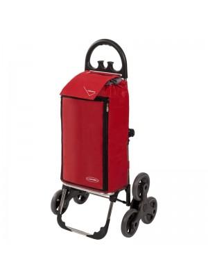 Wózek na zakupy AMALFI (Czerwony)