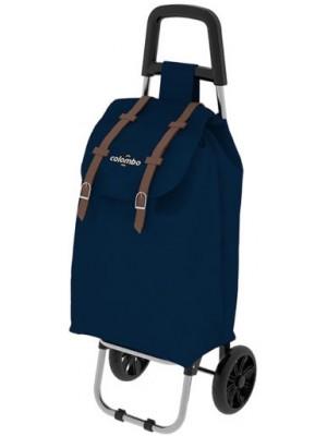 Wózek na zakupy Colombo SMART (Niebieski)