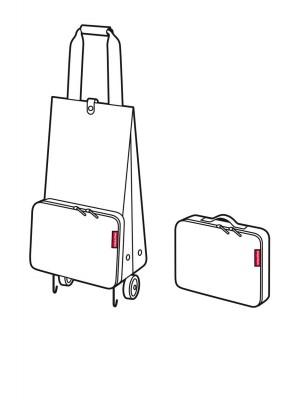 torba z kółkami na zakupy