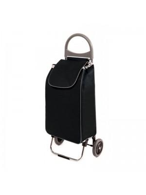 Wózek na zakupy Portofino (Czarny)