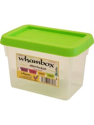 pudełko plastikowe