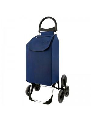 Wózek na zakupy Verona (Granatowy)